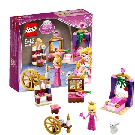 LEGO Disney Princess Sleeping Beauty's Royal Bedroom 41060 Set