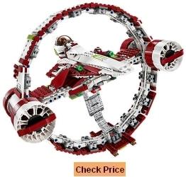 LEGO Star Wars Jedi Star Fighter with Hyperdrive Set 75191