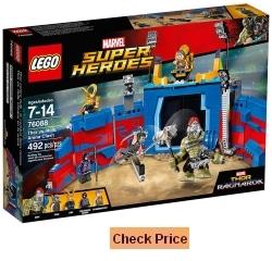 LEGO Super Heroes Thor Vs Hulk - Arena Clash 76088