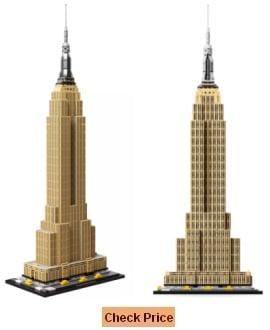 Empire State Building 21046 Architecture Lego