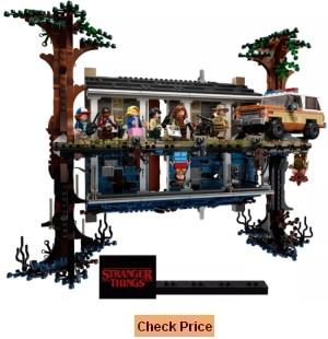 Stranger Things The Upside Down 75810 Lego Set