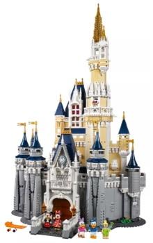 Disney Castle 71040