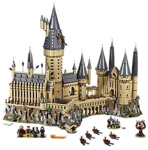 Hogwarts Castle Lego 71043