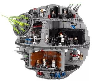 Star Wars Death Star Lego 75159 Set