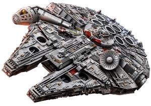 Star Wars Millennium Falcon 75192 Lego
