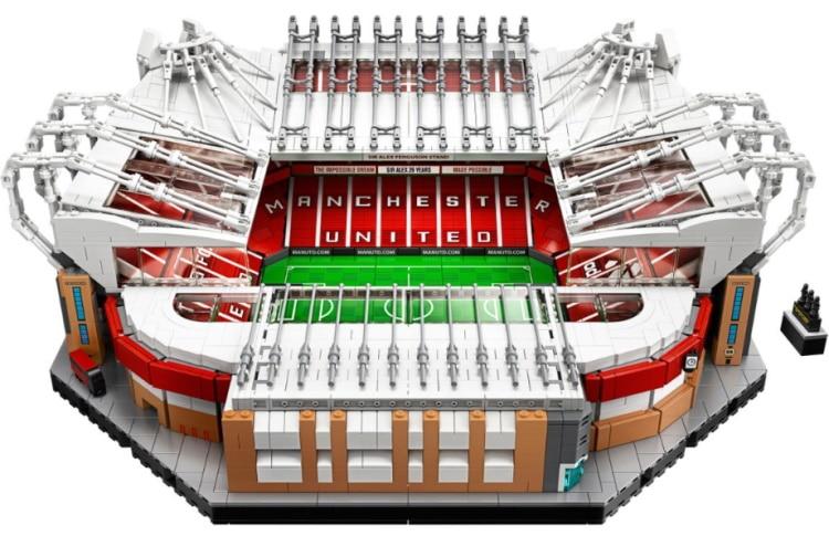 Creator Expert Old Trafford Manchester United 10272 Lego Set