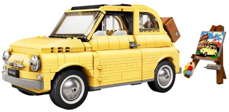 Fiat Creator Expert 10271 Lego Set