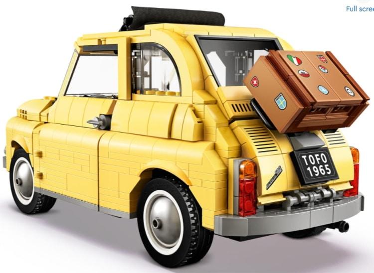 Fiat Creator Expert 10271 Lego