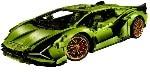 TThe Lamborghini Sián FKP