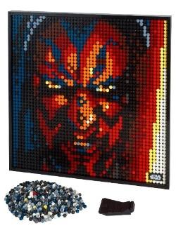 ART Star Wars The Sith LEGO Set 31200