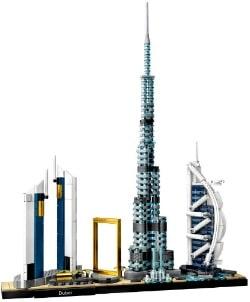 Architecture Dubai LEGO Set