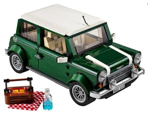 LEGO Creator Expert- 10242 MINI Cooper