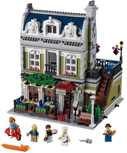 LEGO Creator Expert 10243 Parisian Restaurant Set