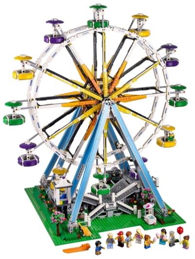 LEGO Creator Expert 10247 Ferris Wheel Set