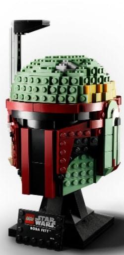 Star Wars Boba Fett™ Helmet Lego Set 75277