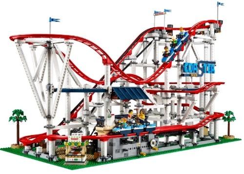 Lego Creator Expert Roller Coaster Set 10261