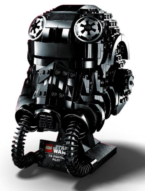 Star Wars TIE Fighter Pilot™ Helmet Lego Set 75274
