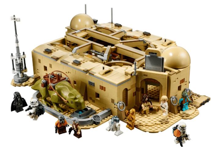 Star Wars Mos Eisley Cantina Lego Set 75290