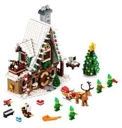 The ELF Club House LEGO set