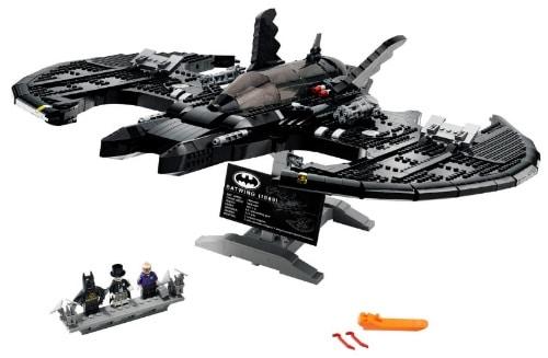 1989 Batwing 76161 Lego Set