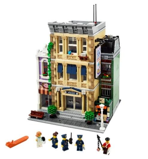 Creator Expert Police Station Lego Set 10278