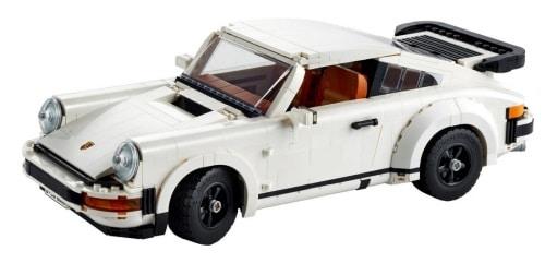 Porsche 911 Creator Lego Set 10295