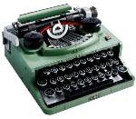 IDEAS Typewriter Lego Set 21327