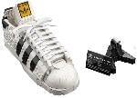 Lego Adidas Originals Superstar Set 10282