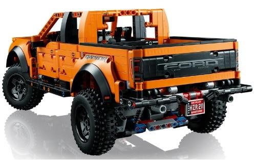 Lego Technic Ford F 150 Set 42126