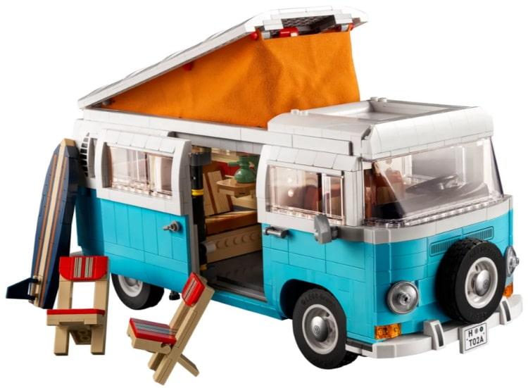 Creator Volkswagen T2 Lego Set 10279