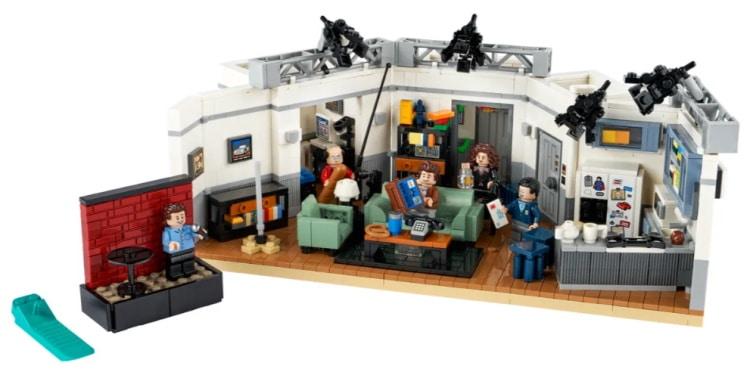 Ideas Seinfeld Lego Set 21328