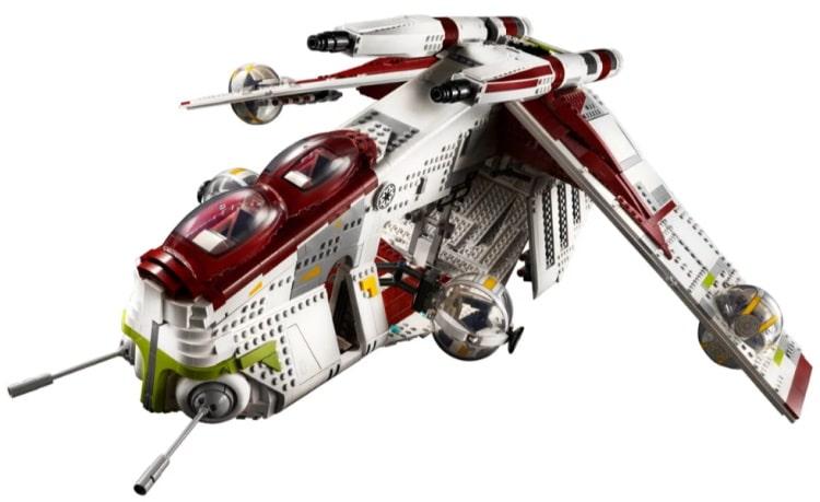 Star Wars Republic Gunship 75309