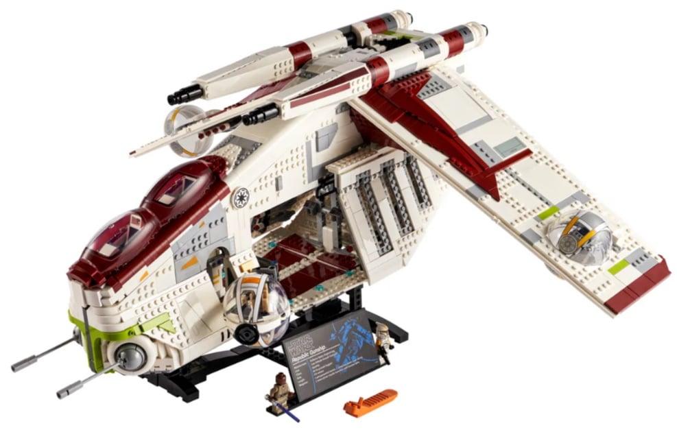 Star Wars Republic Gunship LEGO Set 75309